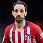 Juanfran, Atletico Madrid'den ayrıldı!