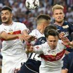 Ozan'lı Stuttgart play-out maçında avantajı kaybetti