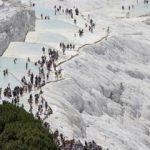 Pamukkale'de oteller yüzde 100 dolacak