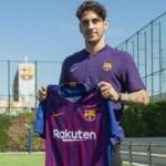 Reis'ten Barcelona'ya 3 yıllık imza