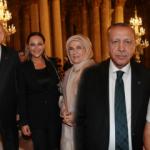 Sanat ve spor camiasını buluşturan Cumhurbaşkanlığı iftarı