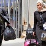 Suriyeliler bayrama gidiyor!