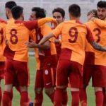 U21 Ligi'nde de şampiyon Galatasaray!