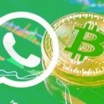 WhatsApp'ta Bitcoin dönemi!