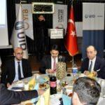 YTB Başkanı Abdullah Eren Münih'te iftara katıldı