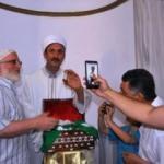 146 yıllık camide Sakal-ı Şerif heyecanı