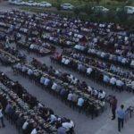 300 torunlu Hamo Ağa, 2 bin kişiye iftar yemeği verdi