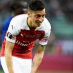 Arsenal'de Mesut Özil kararı!