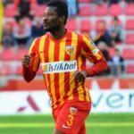 Asamoah Gyan'dan Kayserispor'a büyük şok!