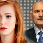 Bakan Soylu'dan Elçin Sangu'ya cevap!