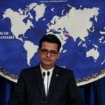 İran Dışişleri Sözcüsü: ABD ile müzakeremiz yok