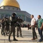 İsrail polisinden cemaate müdahale!
