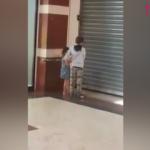 Konya'da iki çocuk insanlar oruçlu diye bakın ne yapıyor