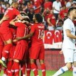 Milli Takım Yunanistan'ı rahat devirdi!