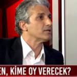 Nedim Şener'den CHP adayına PKK sorusu: 'Şunu niye diyemiyorsun'
