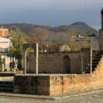 Osmanlı camisine çirkin saldırı!