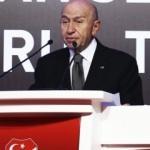TFF'nin yeni başkanı Nihat Özdemir!