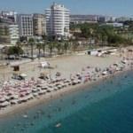 Türkiye'de nisanda otel dolulukları yüzde 76'ya çıktı