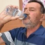 10 yıllık su hasreti böyle bitti!