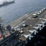 ABD'den Basra Körfezi'nde 'hava saldırısı' tatbikatı