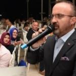 AK Parti'li Turan: Halk 23 Haziran'da ne derse o olacak!