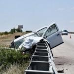 Bayram tatili boyunca yaşanan kazalarda 65 kişi hayatını kaybetti