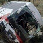 Endonezya'da trafik kazalarında 61 kişi öldü