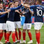 Fransa zorlanmadan kazandı