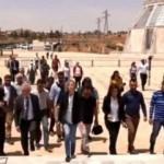 Fransa'dan YPG karargahına resmi ziyaret