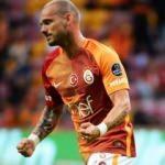 Galatasaray'dan Sneijder paylaşımı!