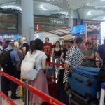 İstanbul Havalimanı'nda tatil yoğunluğu
