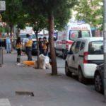 İstanbul'da dehşet! Eşi ve iki çocuğunu vurup 7. kattan atladı