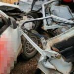 Minik Rahime Eda, doğum gününde kazada hayatını kaybetti