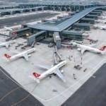 İstanbul Havalimanı'ndan 100 bininci uçuş gerçekleşti