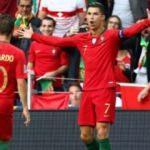 Ronaldo tek başına İsviçre'yi yıktı!