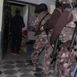 6 ilde terör operasyonu: 23 gözaltı