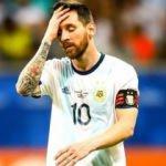 Arjantin Copa America'ya kötü başladı!