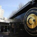 Dışişleri Bakanlığı'ndan Kıbrıs Rum kesimine sert uyarı
