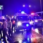 Adana'da zincirleme kaza: 14 yaralı