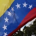 Almanya'da Venezuela protestosu