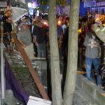 Beyoğlu'nda balkon faciası! 3'ü çocuk, 5 yaralı