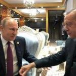 G-20 öncesi kritik zirve! Erdoğan ve Putin görüştü