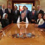 Erdoğan'dan Macron'a: Bu işlerde çok acemi, alışamadı hala!