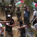 İşgalci İsrail Gazze'de 34 Filistinliyi yaraladı