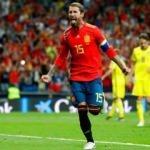 İspanya ikinci yarıda coştu