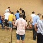 Kocaeli'de sel felaketi! 1 kişi hayatını kaybetti