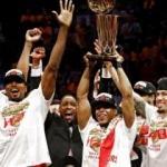 NBA tarihinde bir ilk! Şampiyon oldular