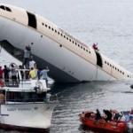 Saros Körfezi'nde dev yolcu uçağı batırıldı
