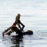 Tekirdağ'da polisin denizden çıkardıkları şaşırttı