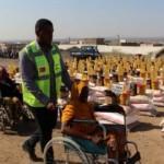 TİKA'dan Cibuti'ye 45 ton gıda yardımı!